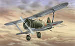 "Polikarpov I-152 ""with RS-82 Rocket"""