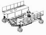 BV 222 towing cart