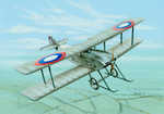 "Lebed VII ""Russian Sopwith Tabloid"""