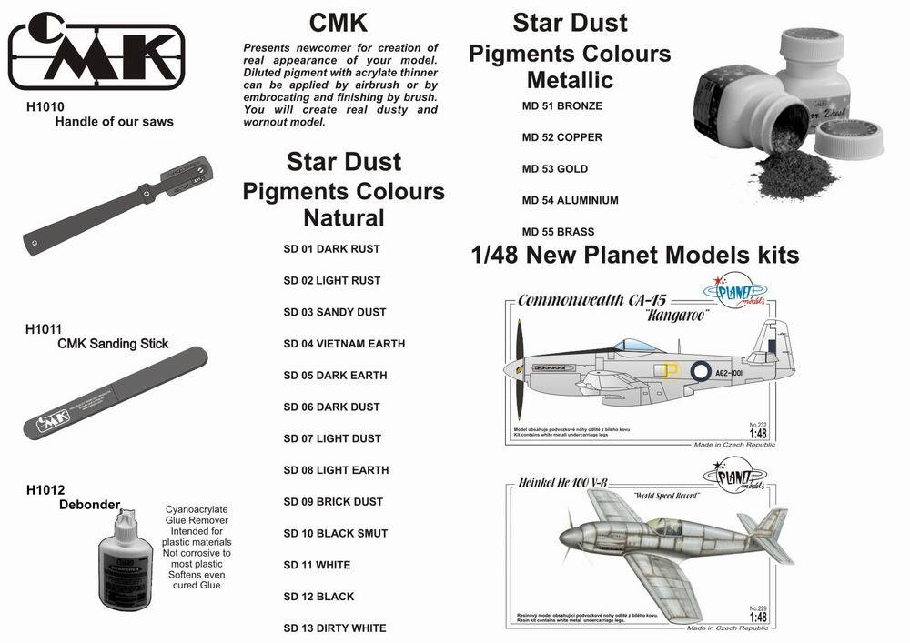 CMK 129-H1011 Sanding Stick