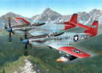 "F-82H Twin Mustang ""Alaskan All Weather Fighter"""