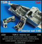 TSR-2 Interior set