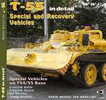 T-55 Special a recovery Vehicles
