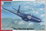 "FH-1 Phantom ""Demonstration Teams and Trainers"" 1/72"