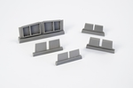 1/72 B5N2 Kate Wing Fuel Tank Set, for Airfix kit
