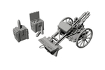 1/35 German WWI 7.58 cm Leichter minenwerfer n/A – all resin kit
