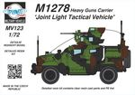 M1278 Heavy Guns Carrier 'Joint Light Tactical Vehicle'