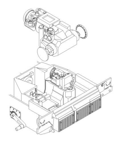 wer jet engine  wer  free engine image for user manual